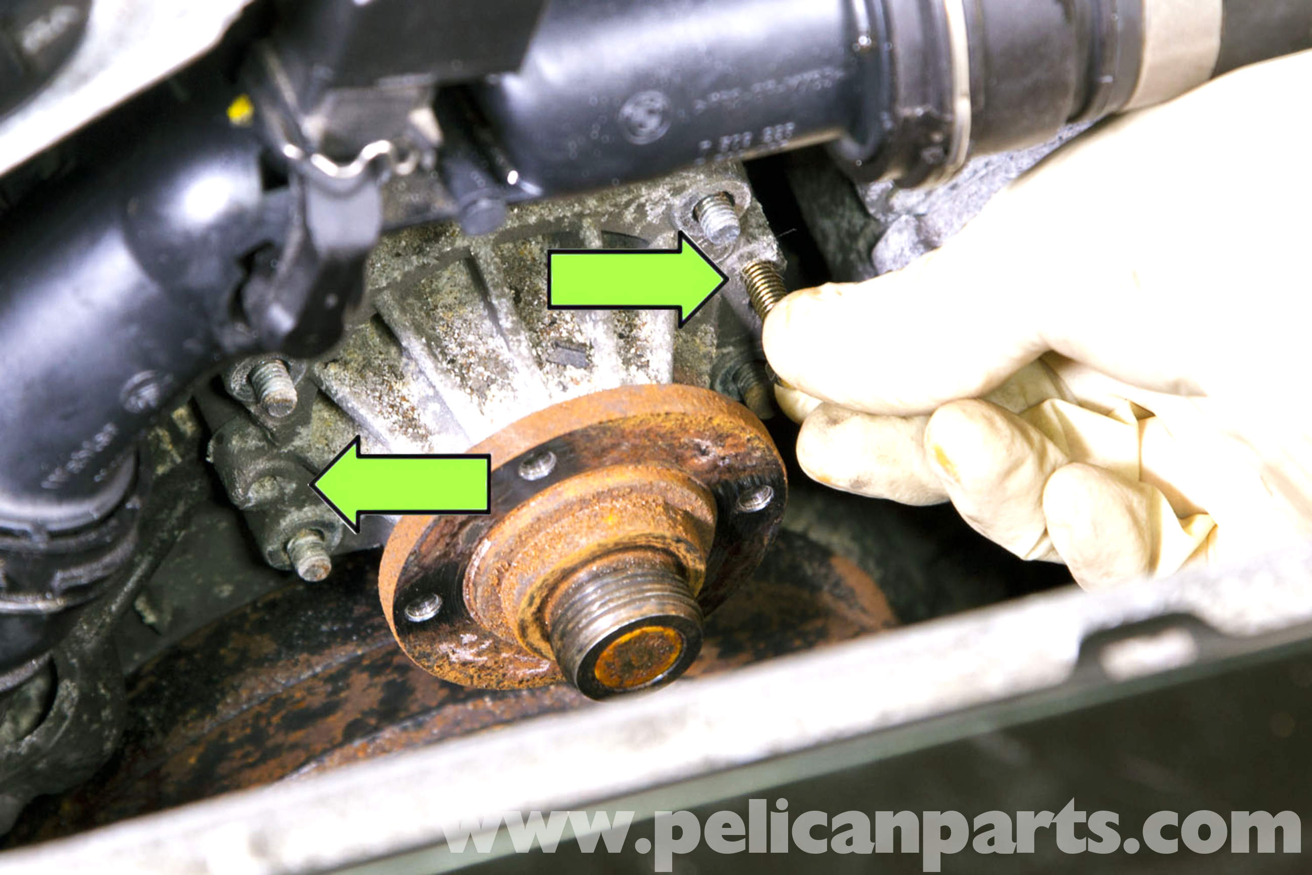 Bmw E46 Water Pump Replacement Bmw 325i 2001 2005 Bmw 325xi 2001 2005 Bmw 325ci 2001 2006 Bmw 325ti 2001 2004 Pelican Parts Technical Article