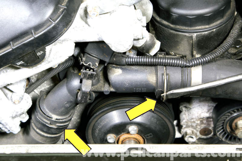 Pic on 2004 Bmw 325i Thermostat Replacement