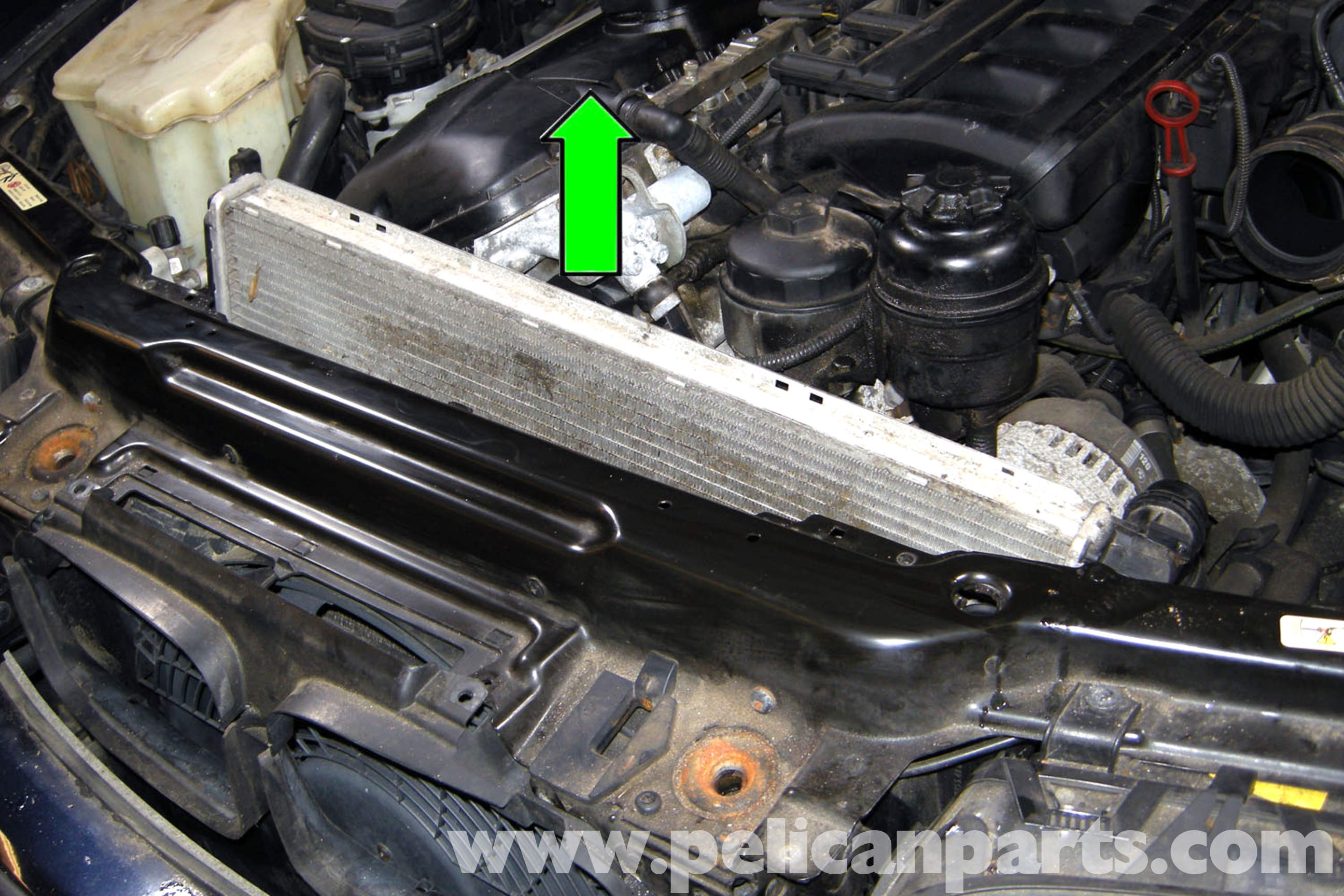 BMW E46 Radiator Replacement | BMW 325i (2001-2005), BMW 325Xi (2001 ...