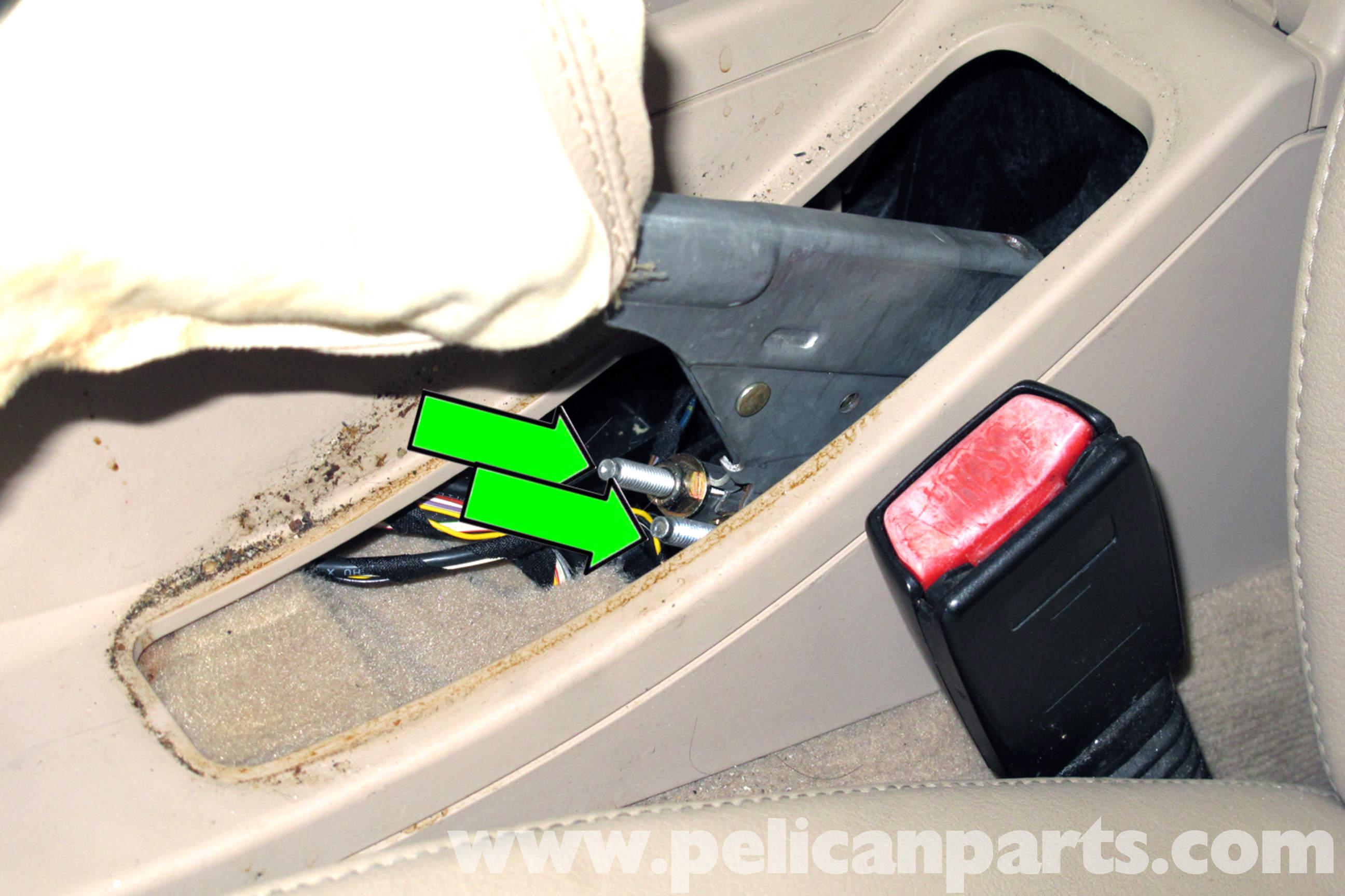 Bmw E46 Parking Brake Adjustment Bmw 325i 2001 2005 Bmw 325xi 2001 2005 Bmw 325ci 2001