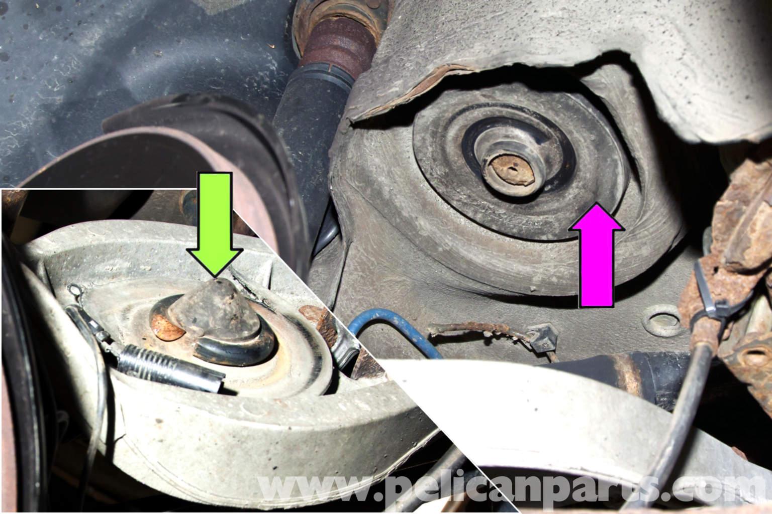 Bmw e46 rear coil spring replacement bmw 325i 2001 2005 bmw 325xi 2001 2005 bmw 325ci