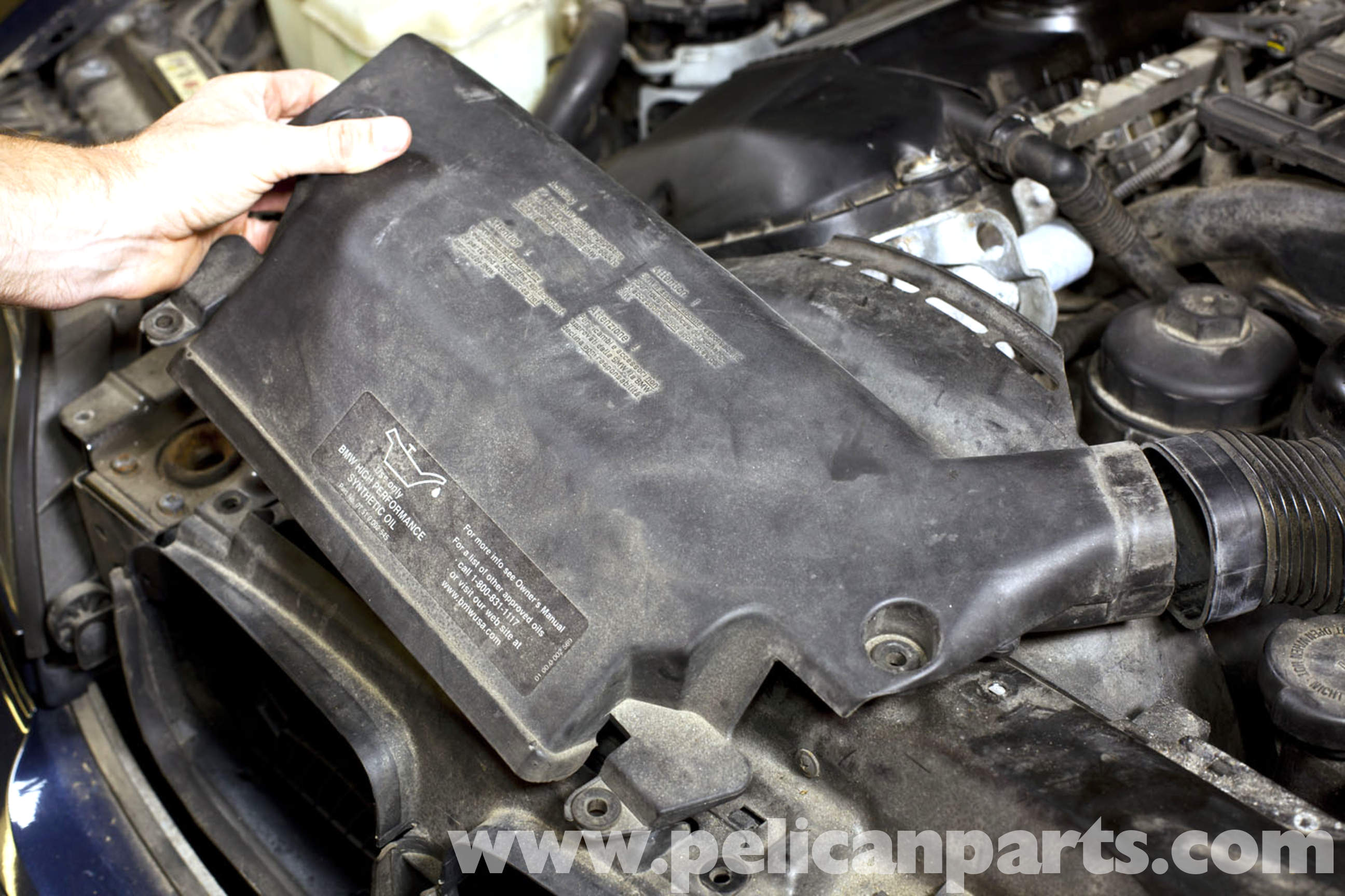 Bmw E46 Power Steering Pump Replacement 325i 2001 2005 Ford Taurus Engine Diagram Intake Large Image Extra