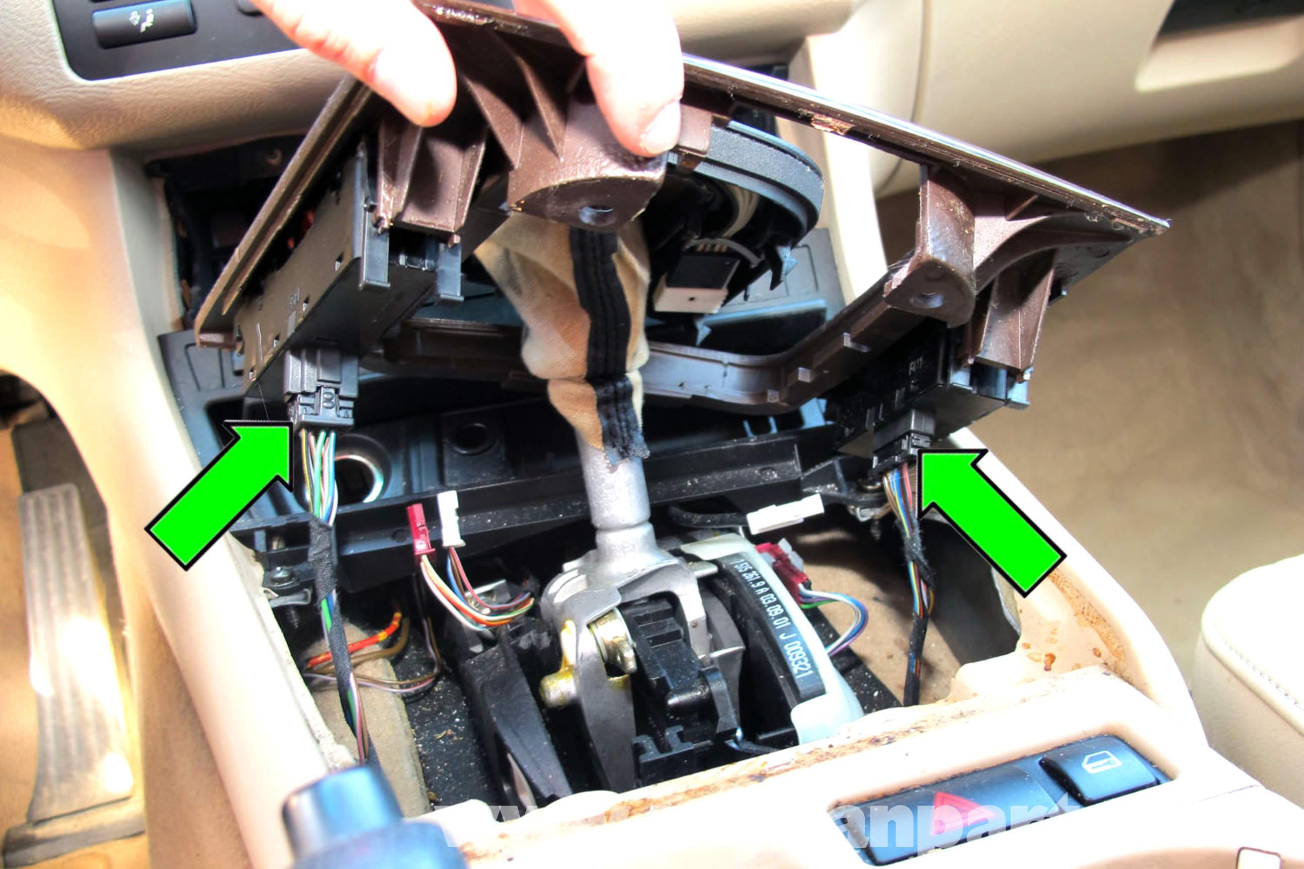 Bmw e46 removing the ihka control panel bmw 325i 2001 2005 bmw large image extra large image swarovskicordoba Choice Image