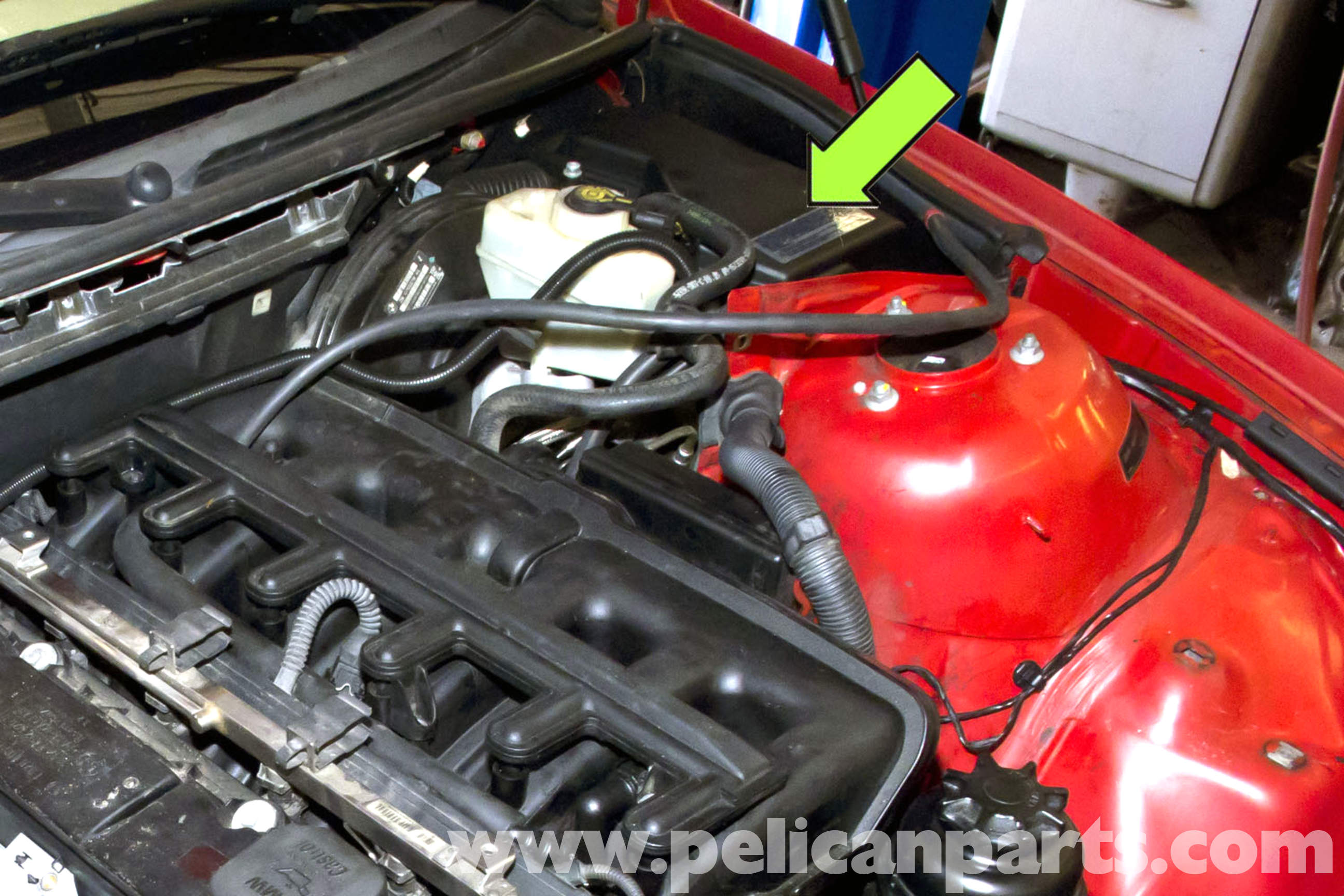 E46 Idle Control Valve Location Get Free Image About