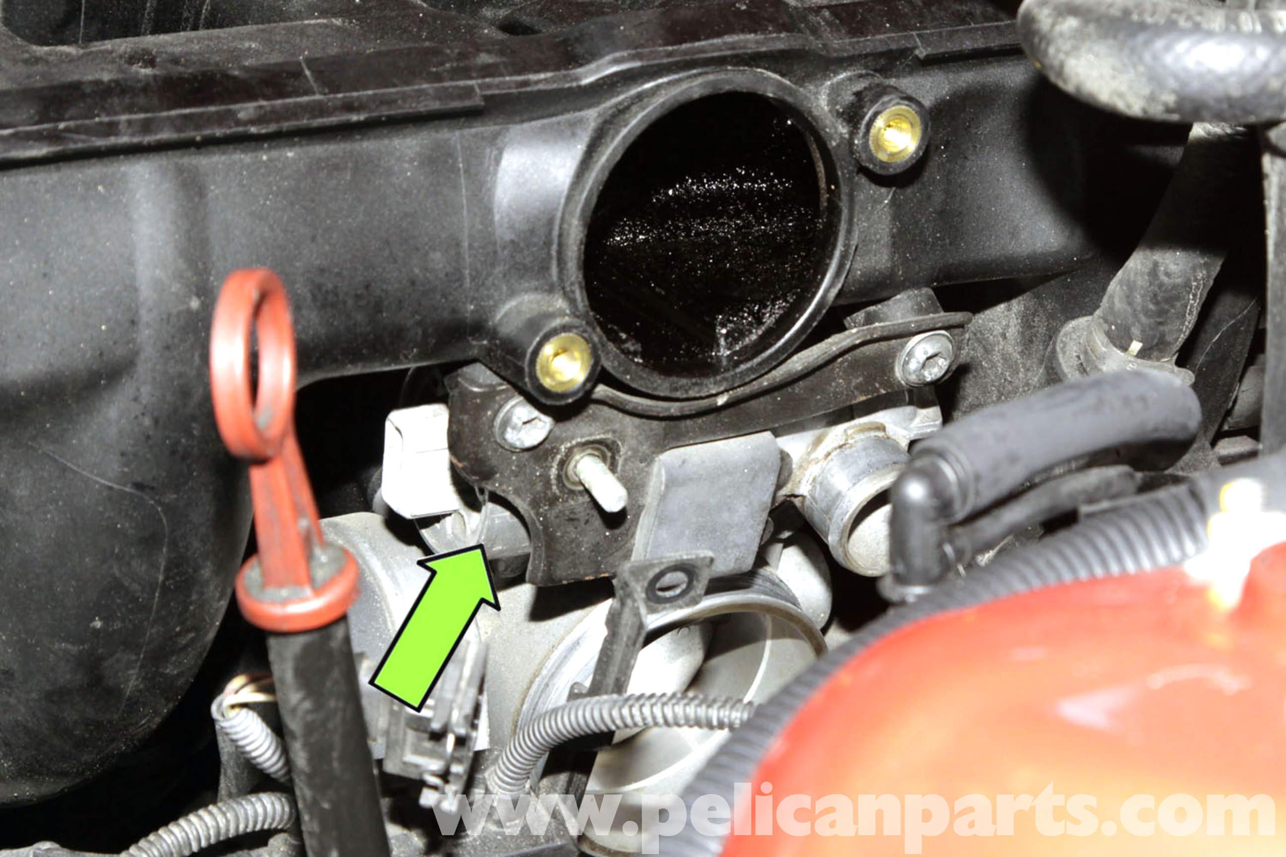 Bmw E46 Engine Management System Bmw 325i 2001 2005