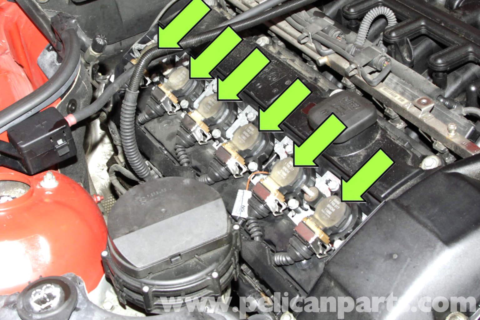 BMW E46 Engine Management System | BMW 325i (2001-2005 ...