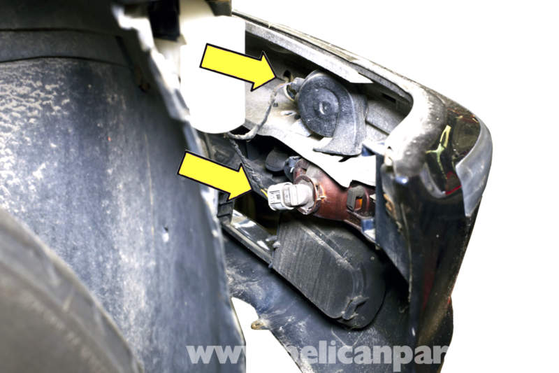 Bmw E46 Front Bumper Removal 325i 20012005 325xi Rhpelicanparts: 2000 Bmw 323i Horn Location At Elf-jo.com