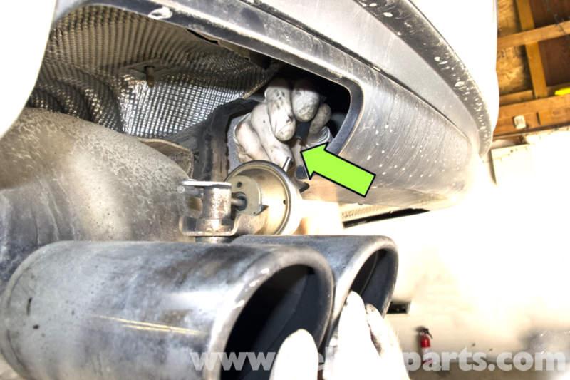 Bmw E46 Exhaust System Removal Bmw 325i 2001 2005 Bmw