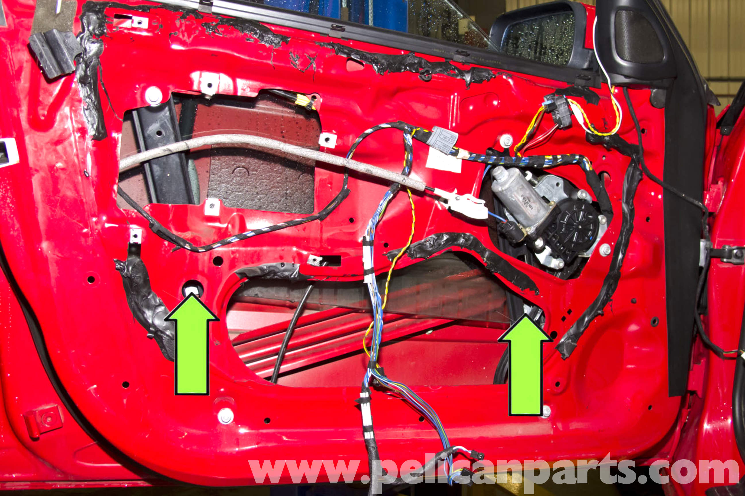 2002 Bmw 325i Window Diagram Trusted Wiring 1988 Fuse Box E46 Front Regulator Replacement 2001 2005 1989
