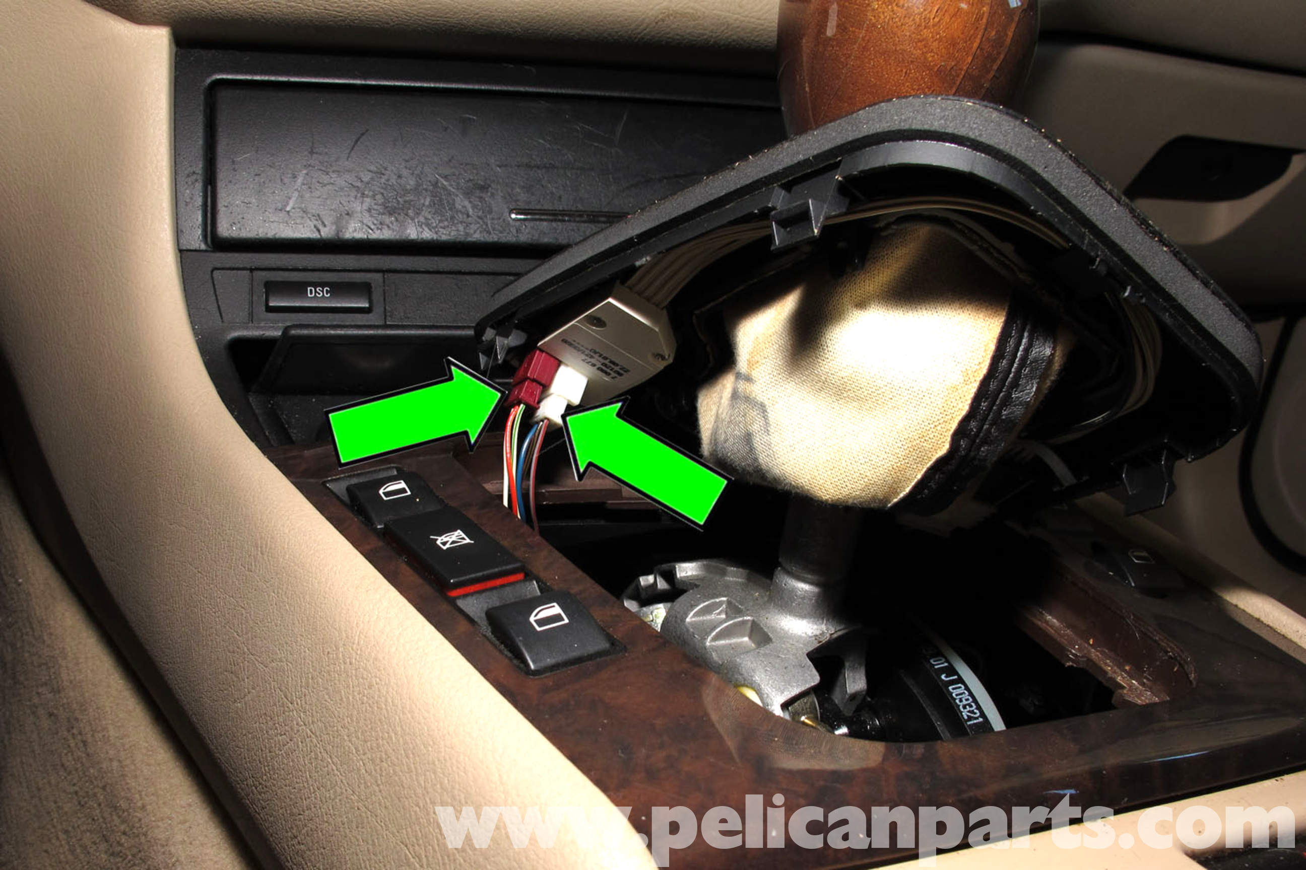 bmw e46 gear shift boot replacement bmw 325i 2001 2005. Black Bedroom Furniture Sets. Home Design Ideas