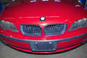 ThisPicture shows the front end of an E46.