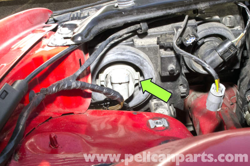 Bmw E46 Headlight Removal Bmw 325i 2001 2005 Bmw