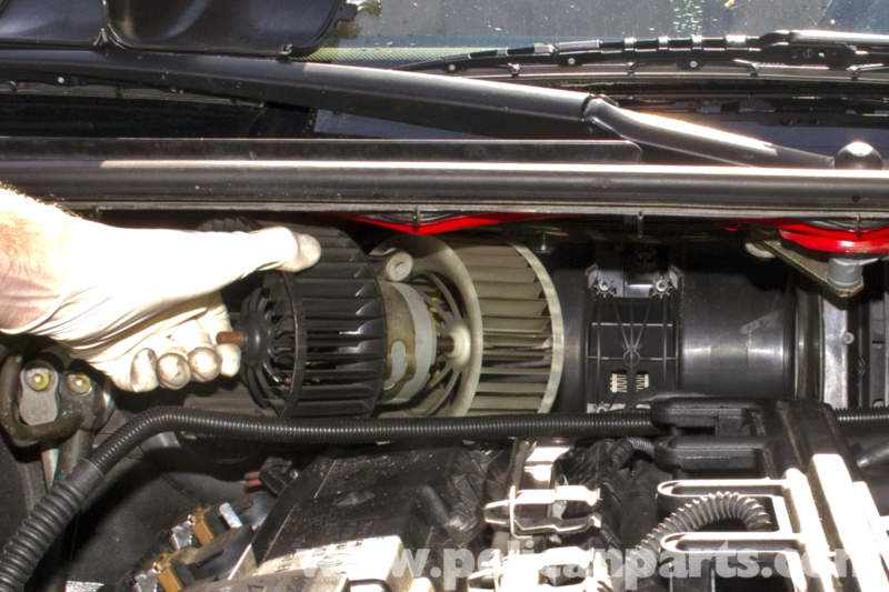 Bmw E46 Blower Motor Replacement Bmw 325i 2001 2005