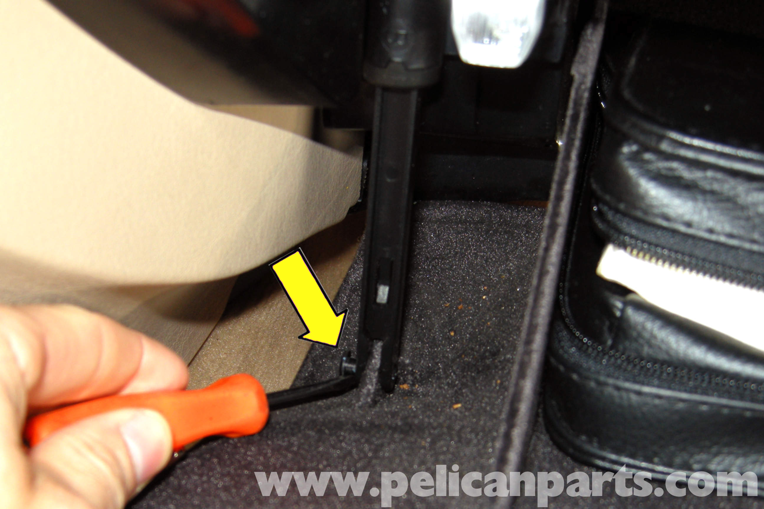 bmw e46 glovebox compartment lock replacement