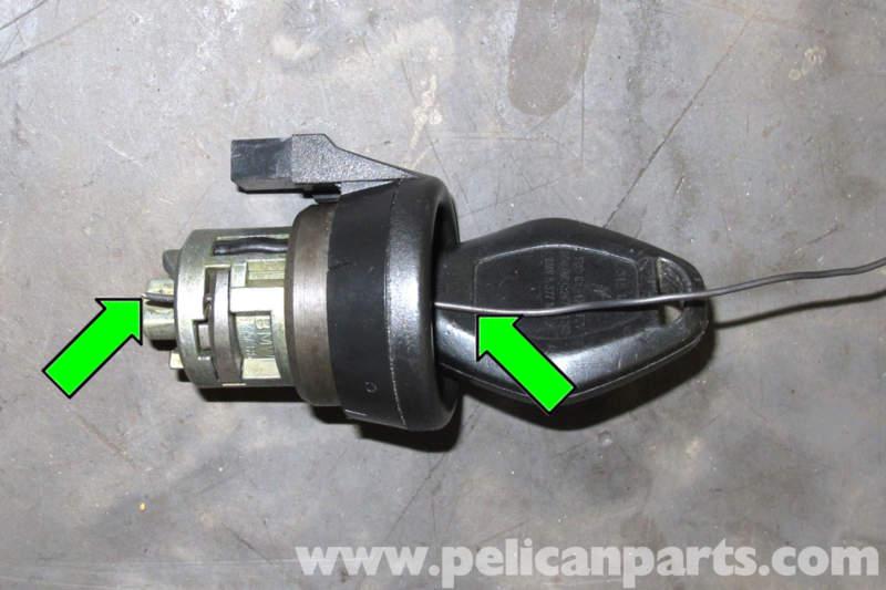 Bmw e46 ignition lock cylinder replacement bmw 325i 2001 2005 bmw 325xi 2001 2005 bmw