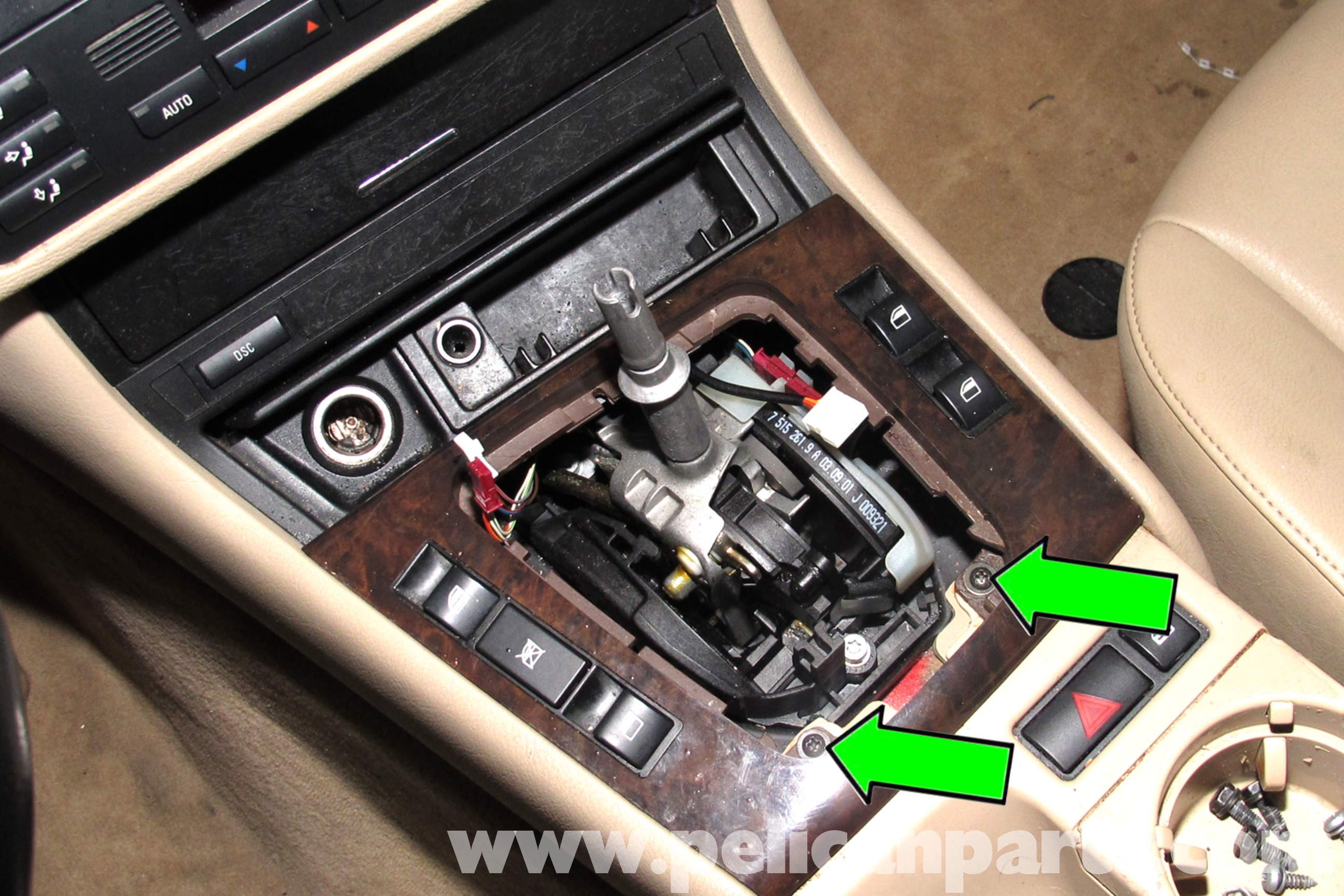 Bmw E46 Interior Switch Replacement Bmw 325i 2001 2005
