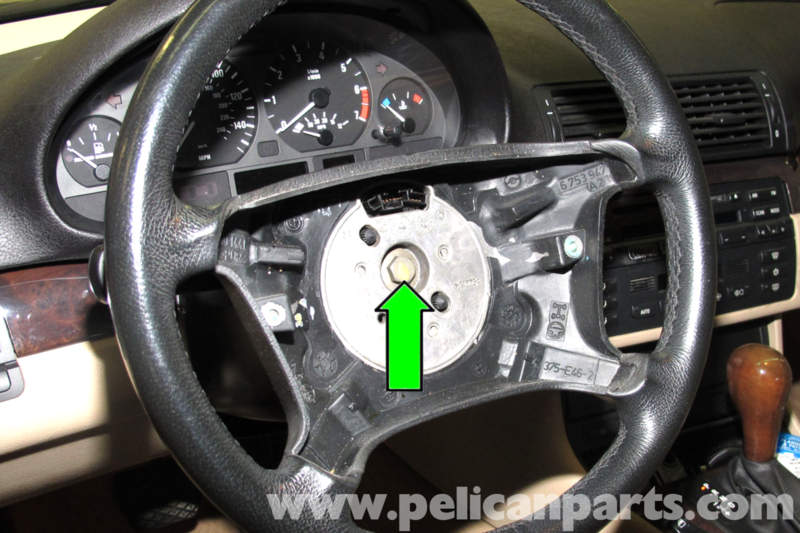 Bmw E46 Steering Wheel And Airbag Replacement Bmw 325i
