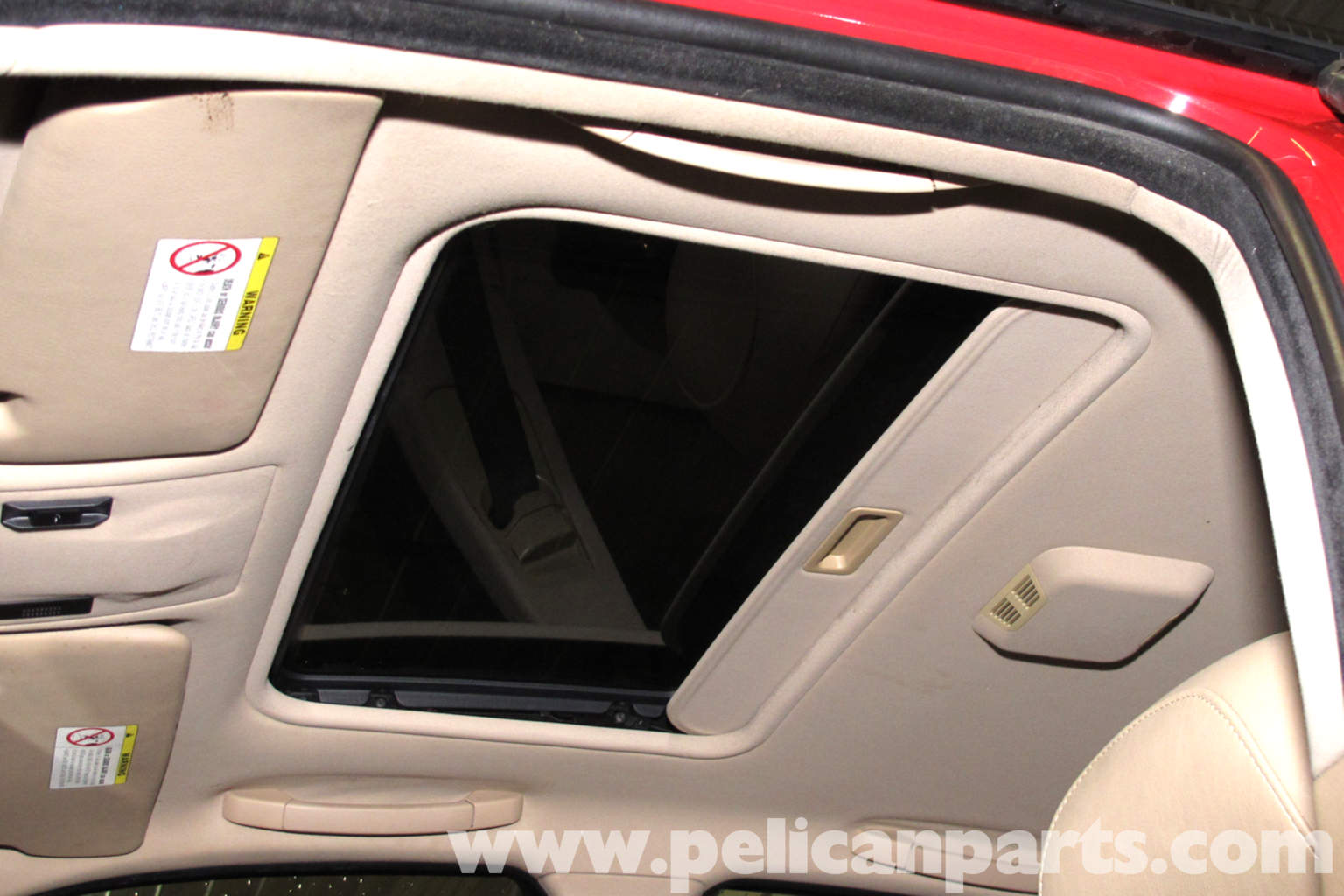 Glass Replacement Sunroof Replacement Glass