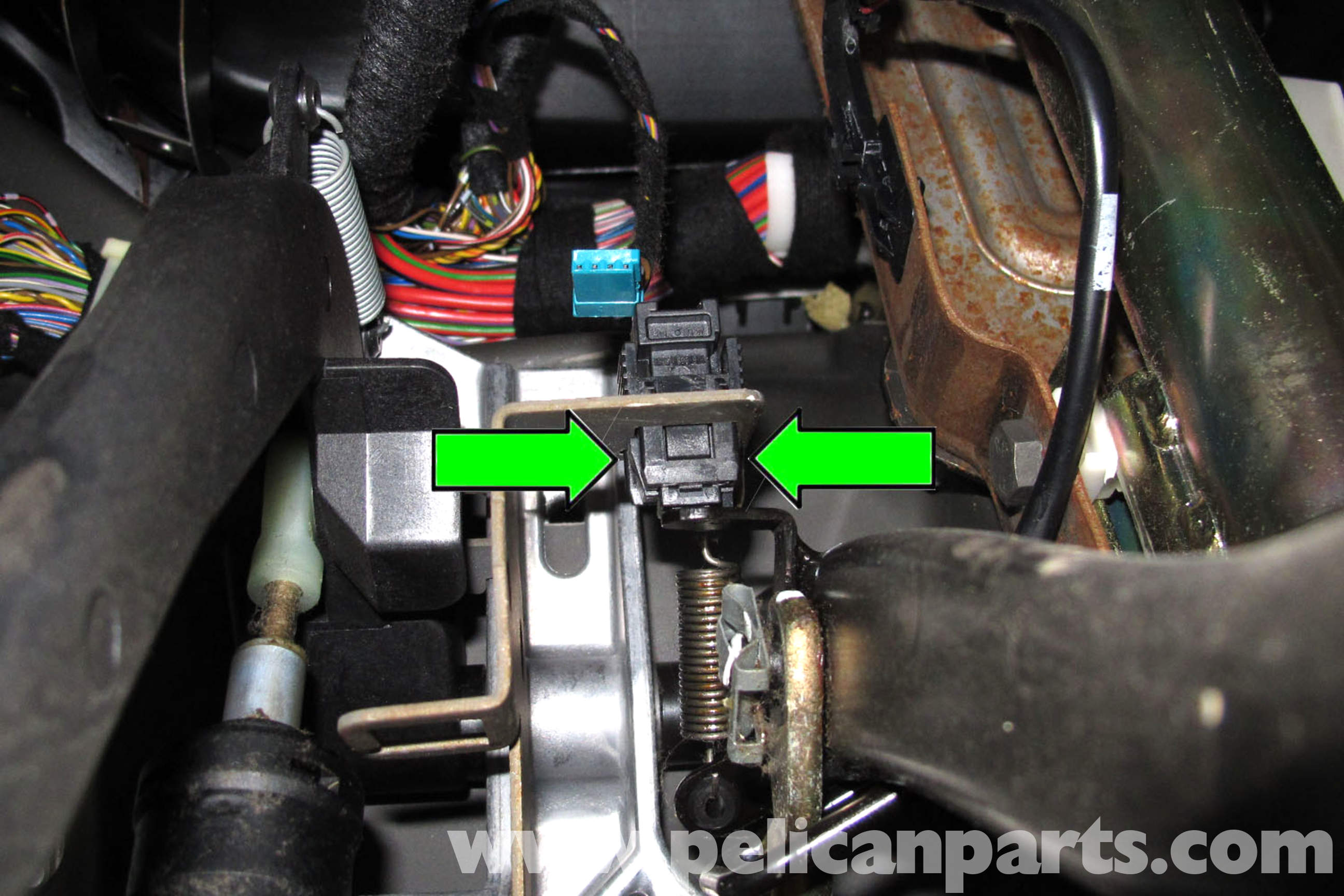 Ford Brake Light Switch Location 97 Explorer Headlight Wiring Diagram Ignition Coil On