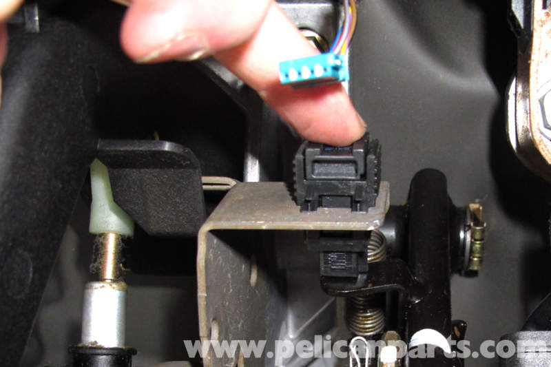 BMW E46 Brake Light Switch Replacement 325i 20012005