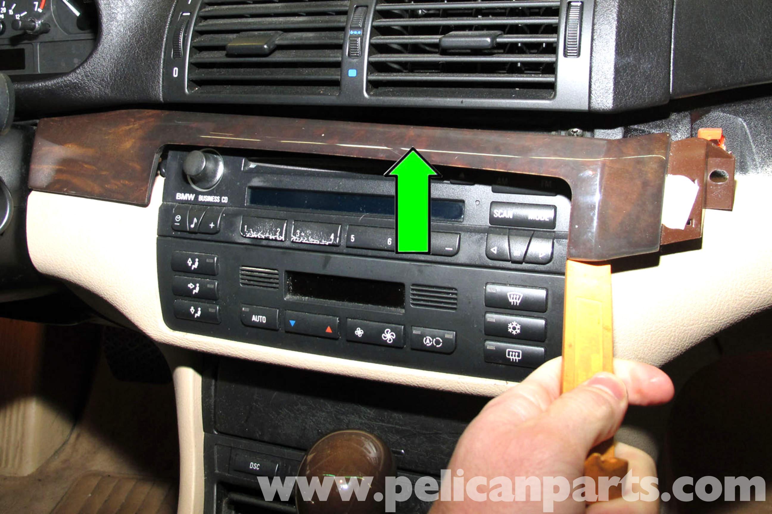 bmw e46 radio cd changer replacement bmw 325i 2001 2005. Black Bedroom Furniture Sets. Home Design Ideas