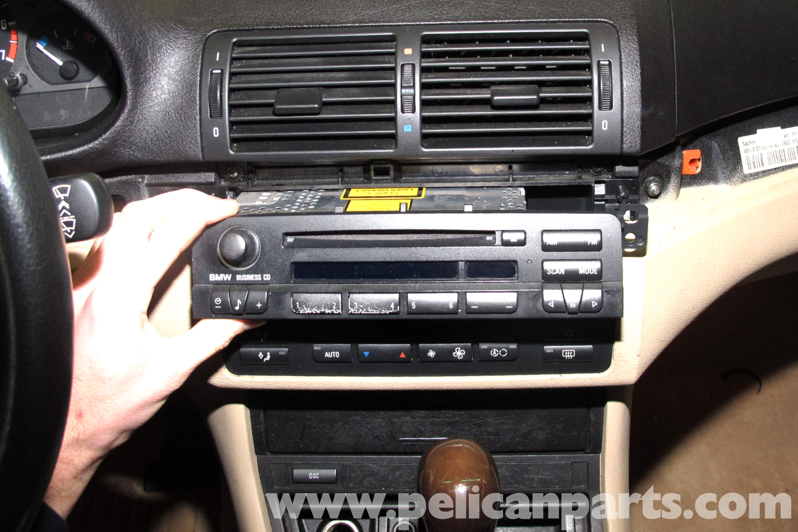 Bmw E46 Radio Cd Changer Replacement