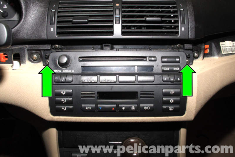 Bmw E46 Radio Cd Changer Replacement 325i 20012005 Rhpelicanparts: 2004 Bmw 325i Radio At Elf-jo.com