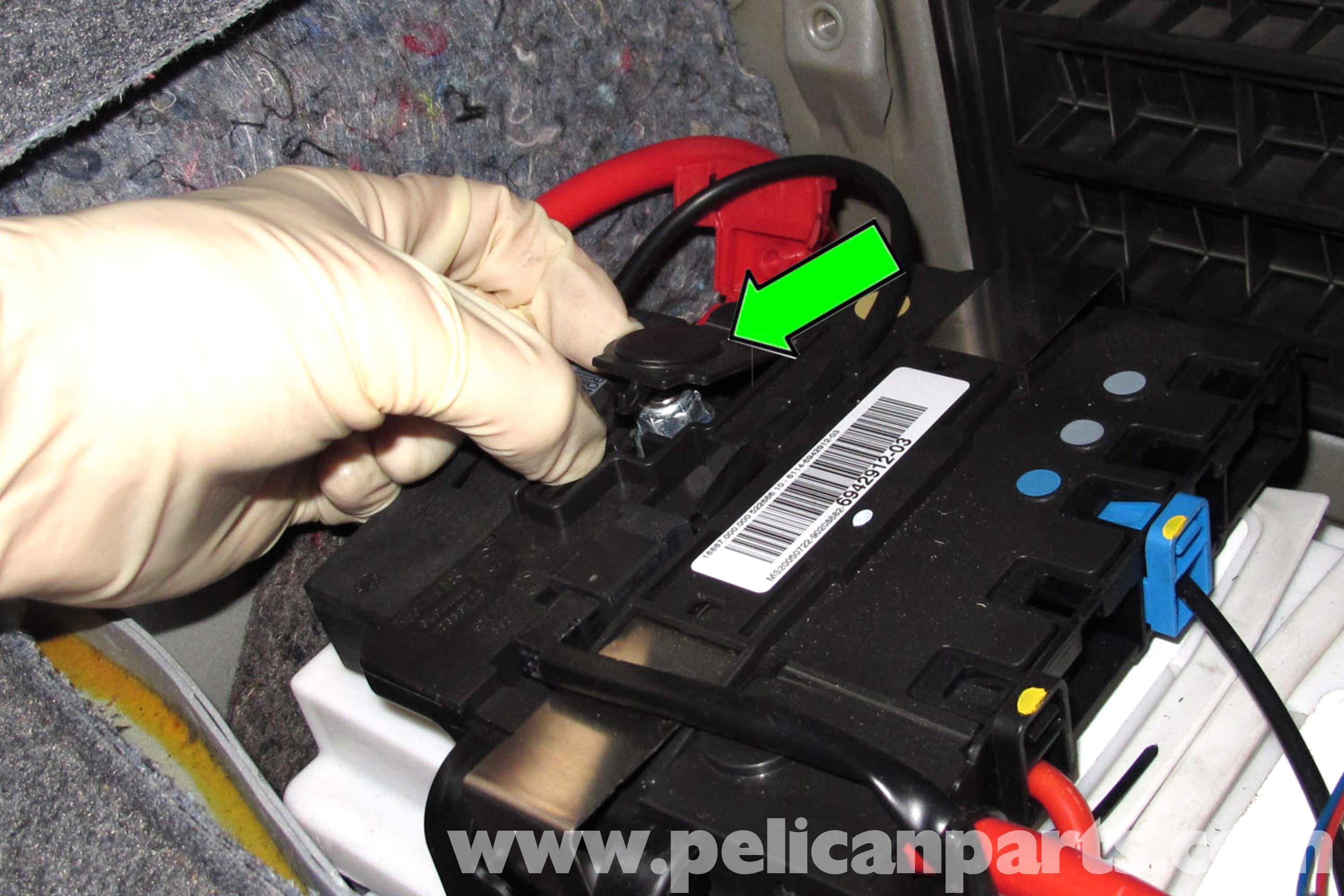 Bmw E90 Battery Replacement E91 E92 E93 Pelican