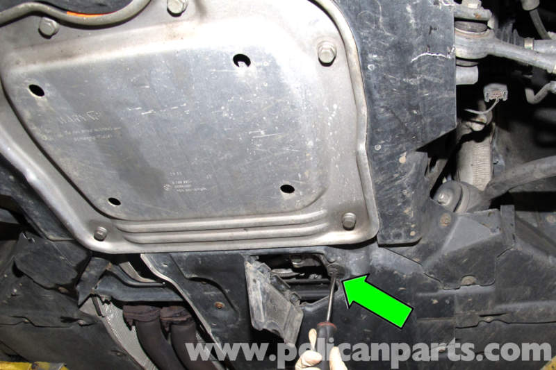 Bmw E90 Oil Change Procedure E91 E92 E93 Pelican Parts Diy Rhpelicanparts: 2007 Bmw Oil Filter Location At Elf-jo.com