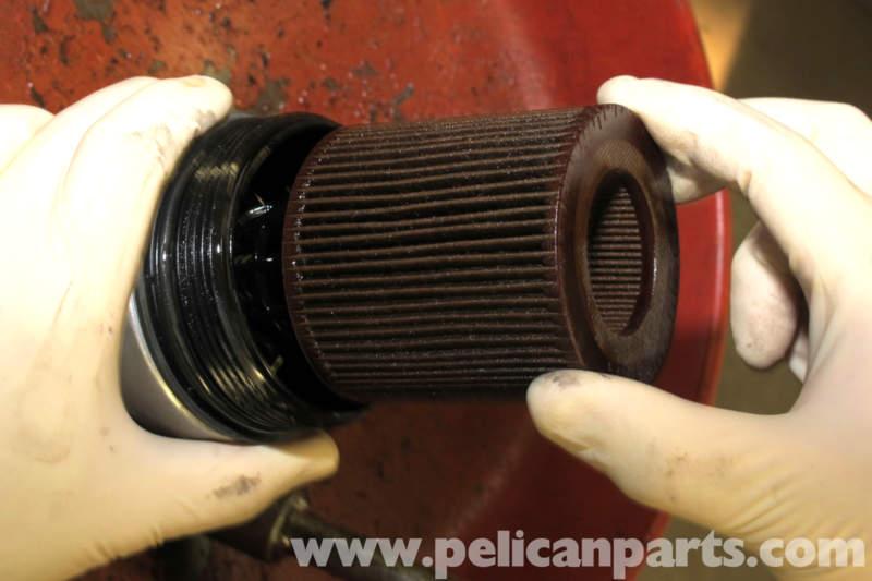 BMW E90 Oil Change Procedure | E91, E92, E93 | Pelican Parts