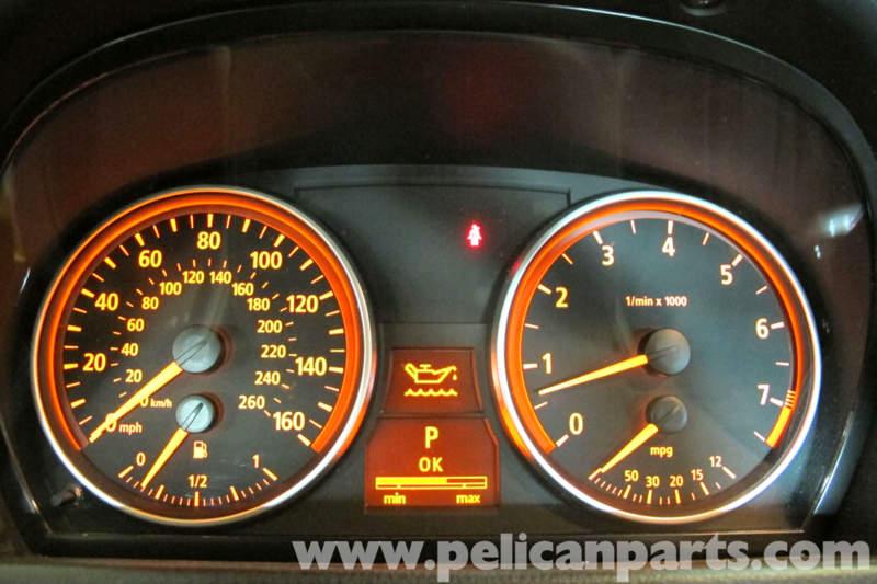 BMW E90 Oil Change Procedure  E91 E92 E93  Pelican Parts DIY