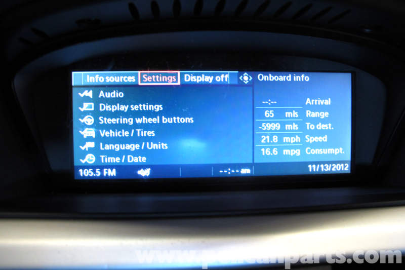 Bmw E90 Condition Based Service Explained E91 E92 E93 Pelican