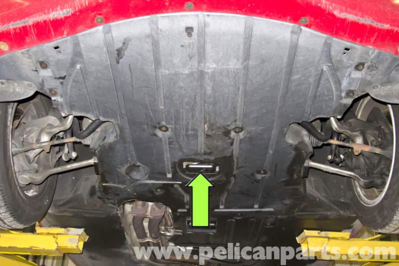 Bmw E90 Jacking Up Your Vehicle E91 E92 E93 Pelican