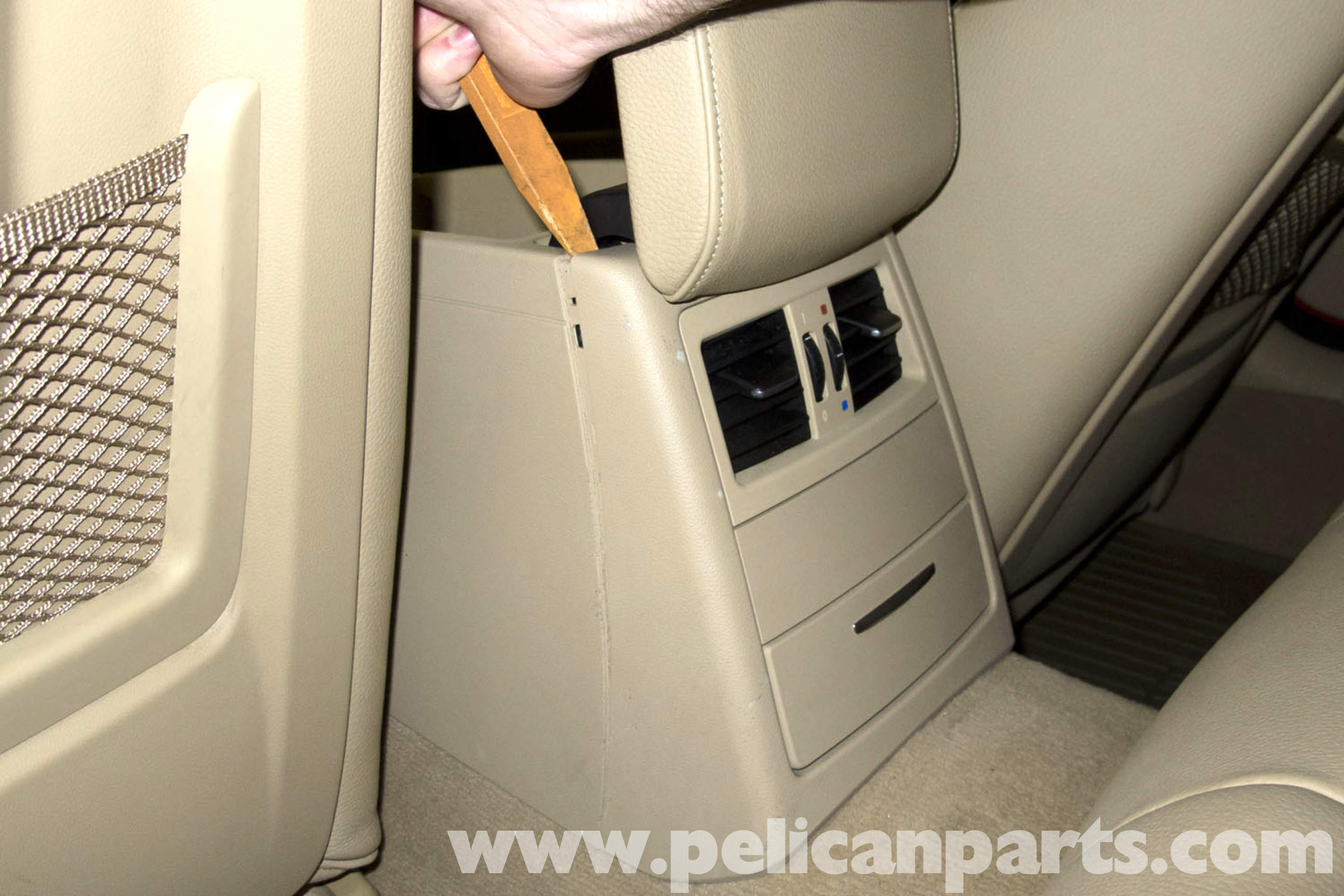 Bmw E90 Center Console Replacement E91 Pelican Parts