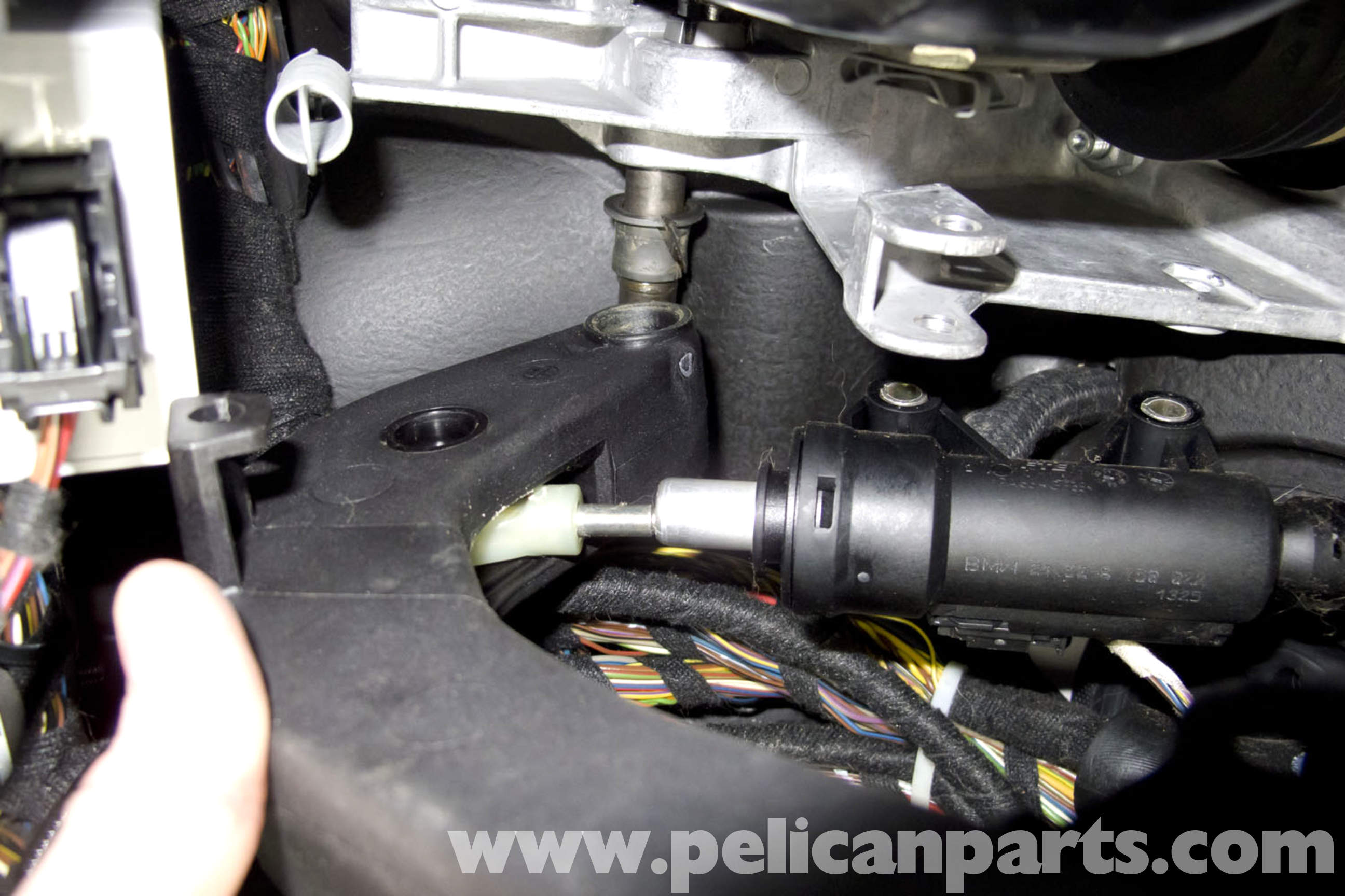 Bmw E90 Clutch Switch And Pedal Bushing Replacement E91