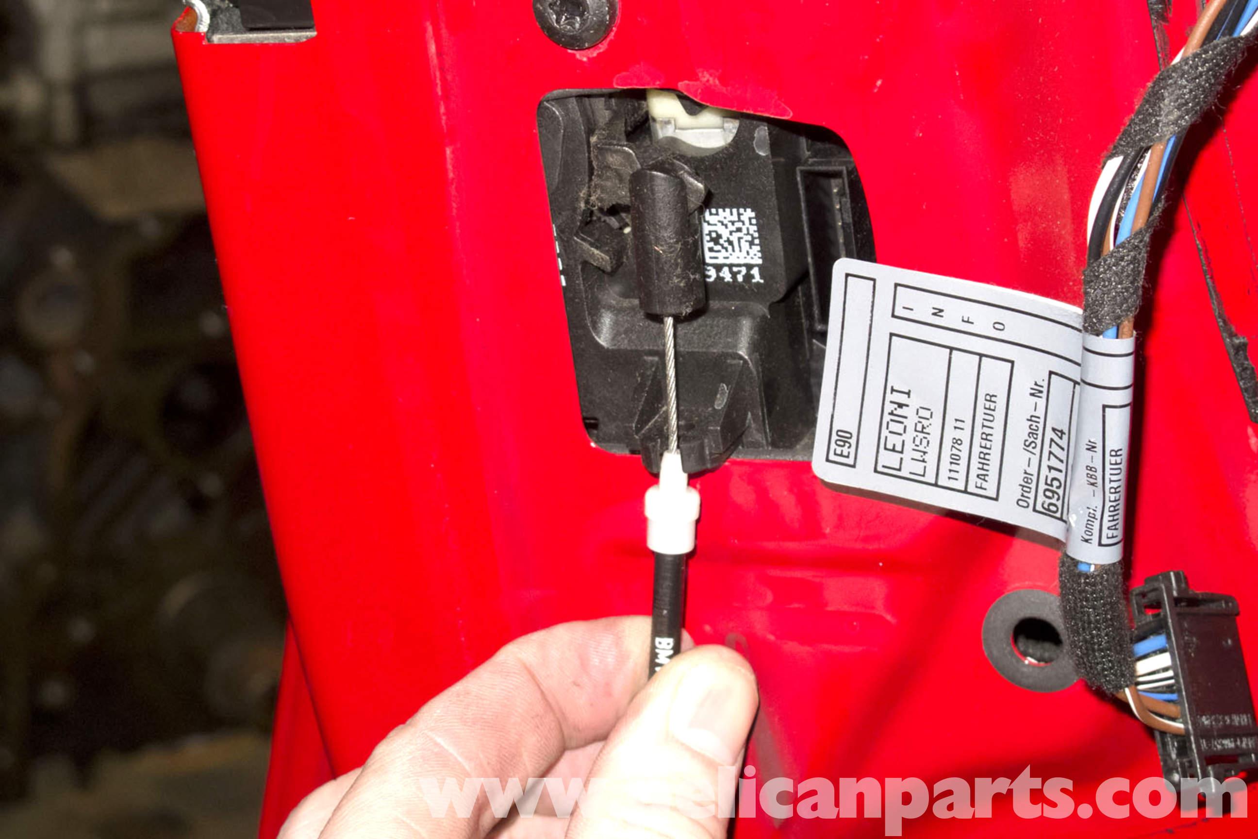 BMW E90 Door Latch Replacement | E91, E92, E93 | Pelican