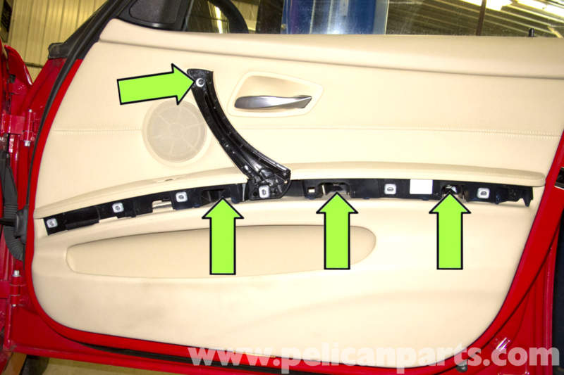 Bmw Interior Door Panel Repair 28 Images Pelican Technical