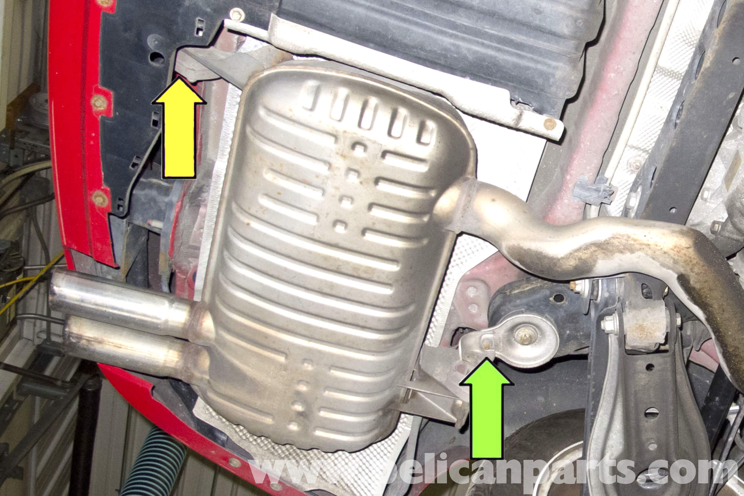 Bmw E90 Exhaust System Replacement