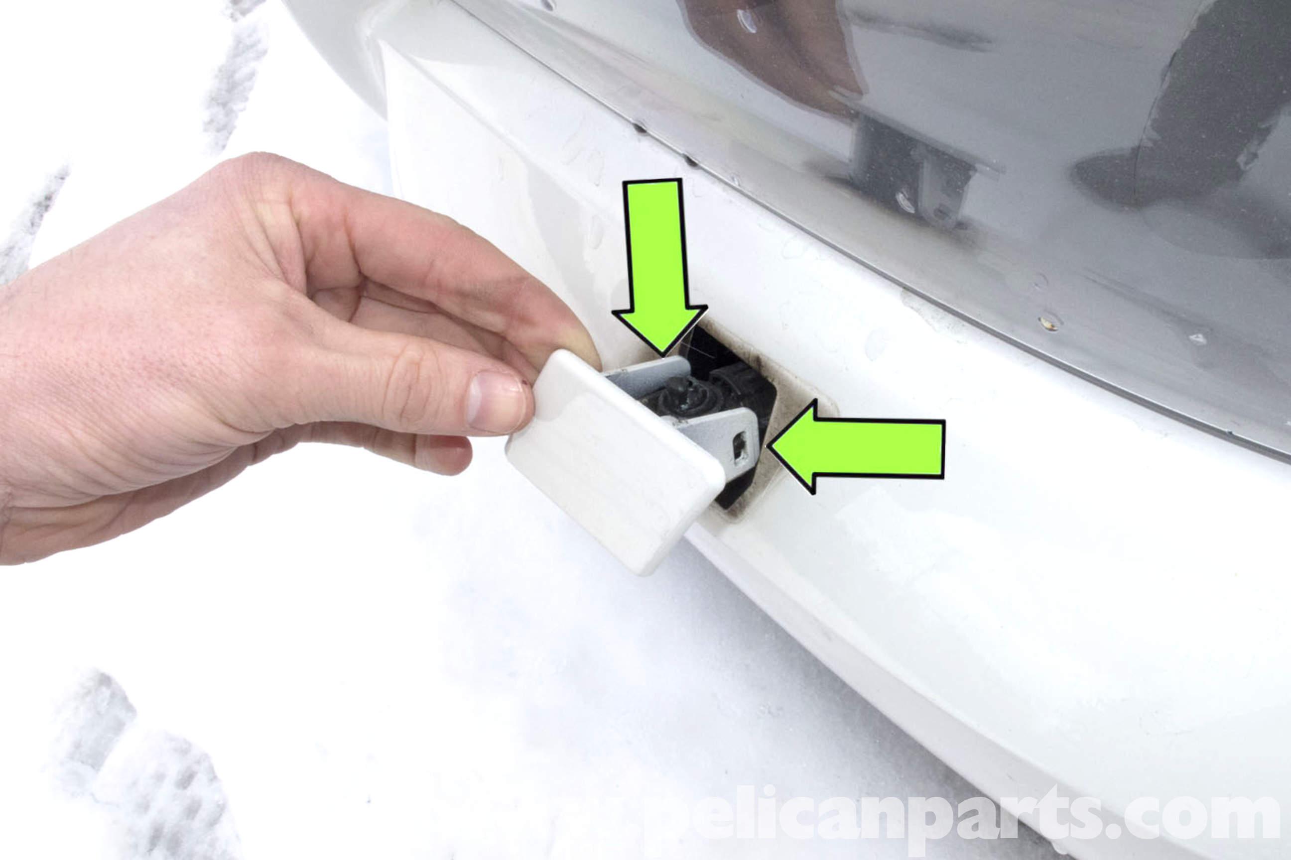 Bmw E90 Front Bumper Removal E91 E92 E93 Pelican Parts Diy Maintenance Article
