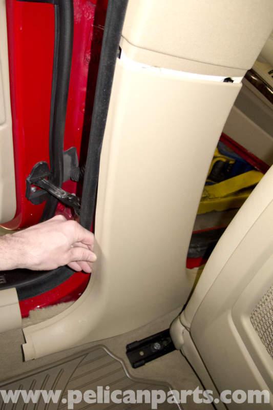 Bmw E90 Interior Pillar Panel Replacement E91 E92 E93