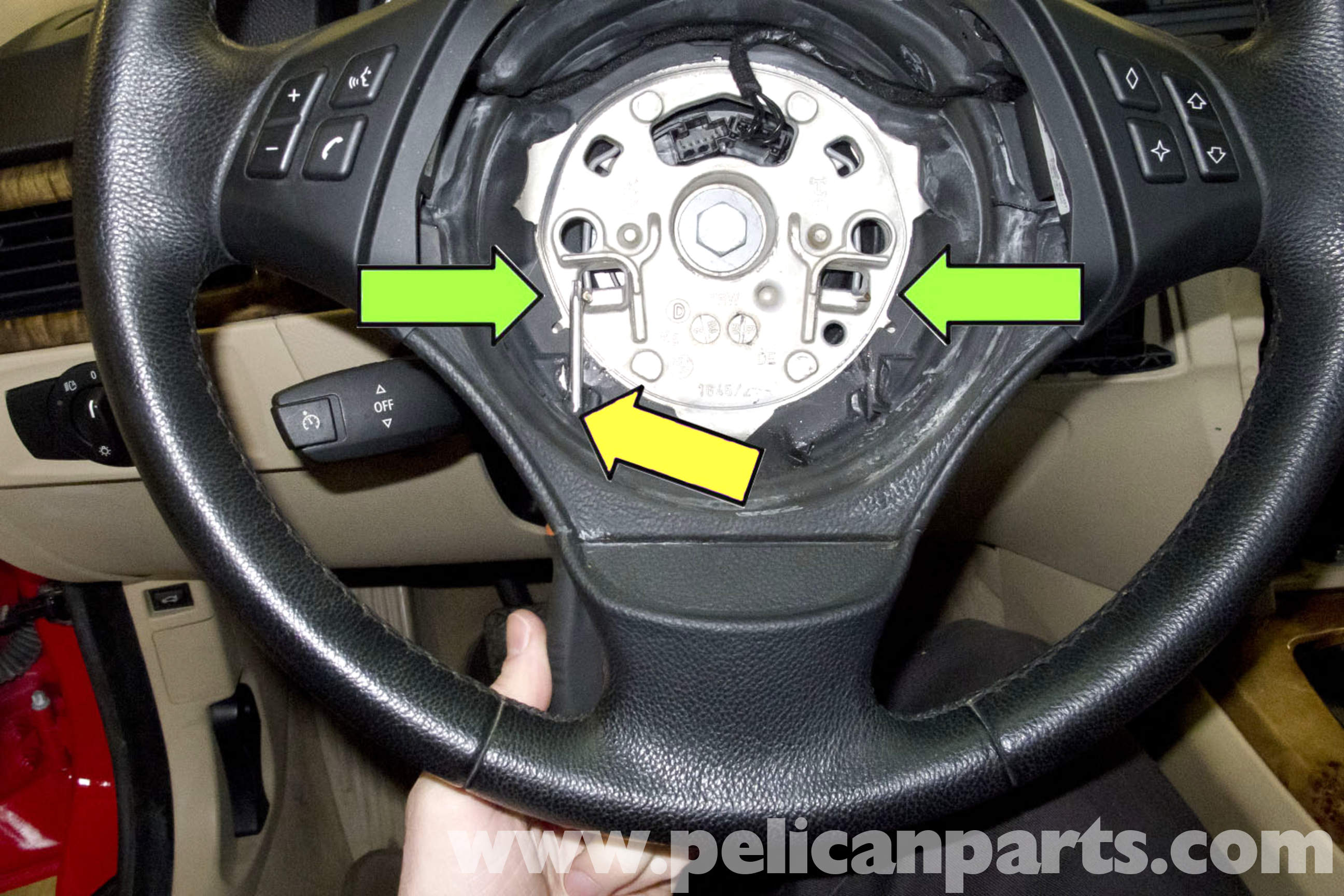 BMW E90 Steering Wheel Replacement | E91, E92, E93 | Pelican Parts