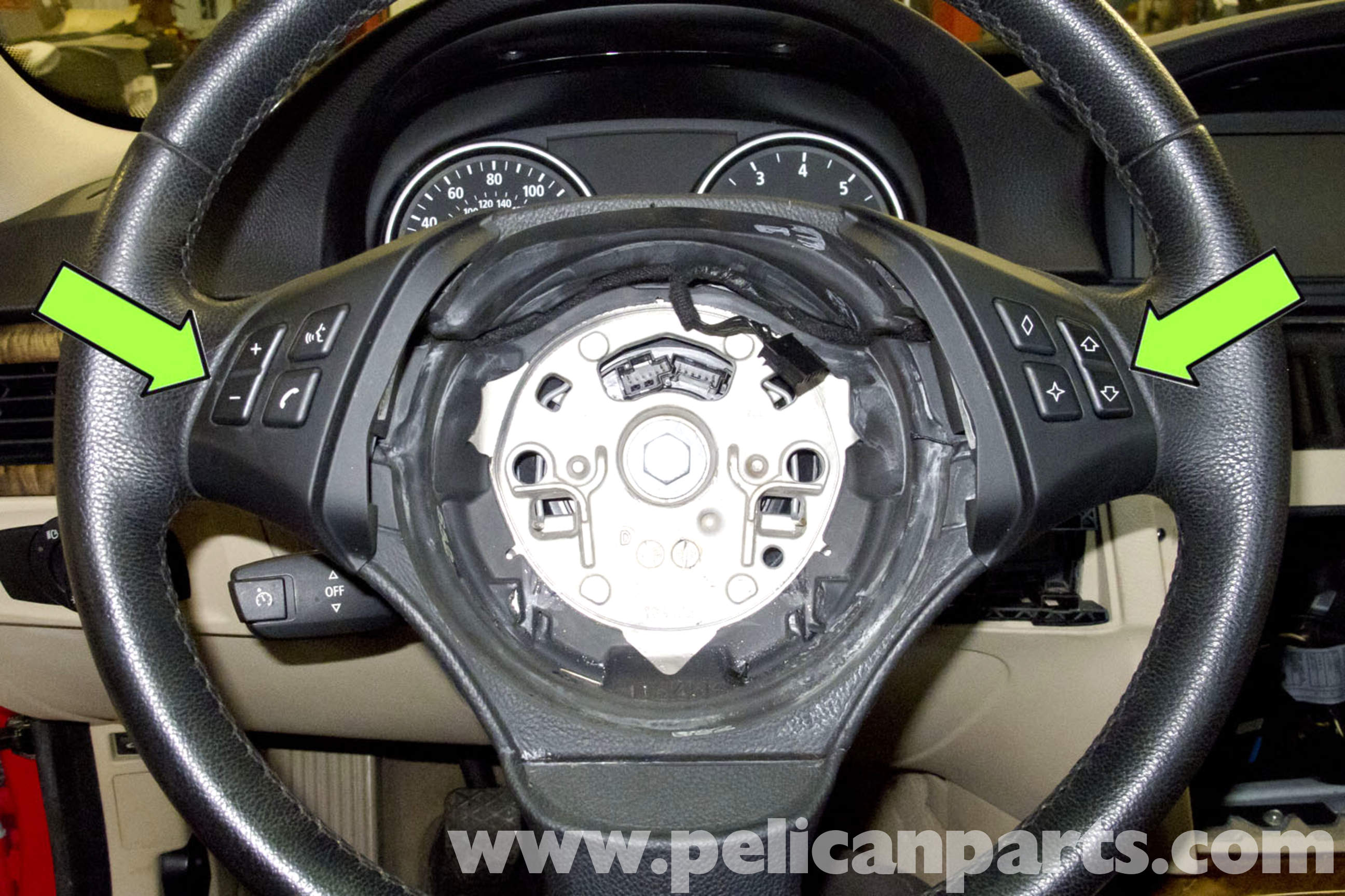 Bmw E90 Steering Wheel Replacement E91 E92 E93