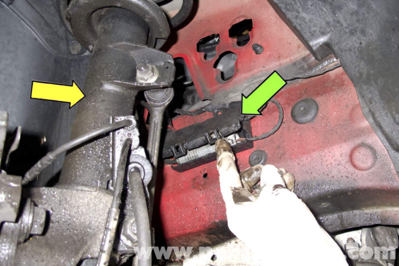 Bmw E90 Abs Sensor Replacement E91 E92 E93 Pelican