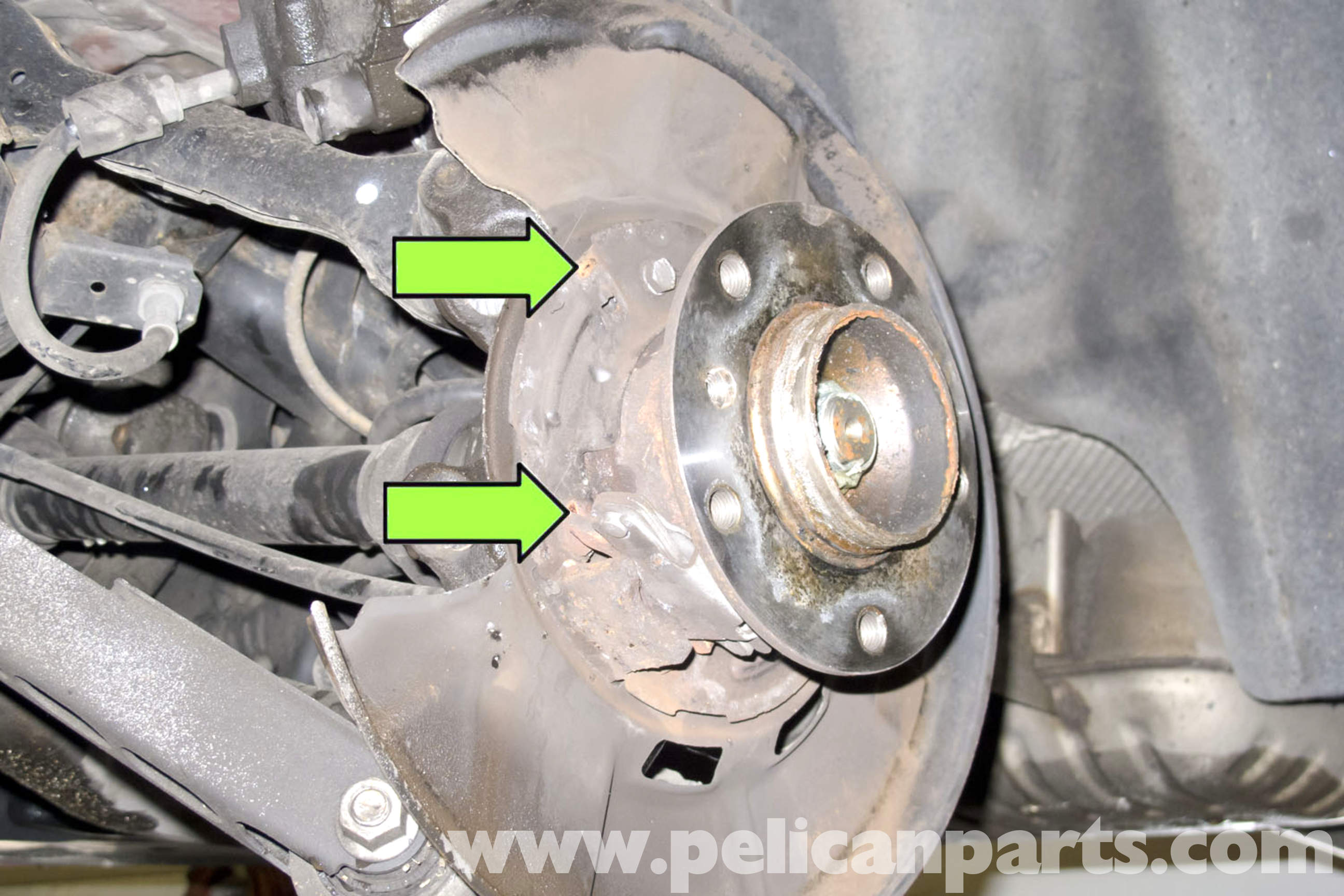 Bmw E90 Parking Brake Shoes Replacement E91 E92 E93 Pelican This Diagram Explains The Various Parts That Make Up A Disc Braking Large Image Extra