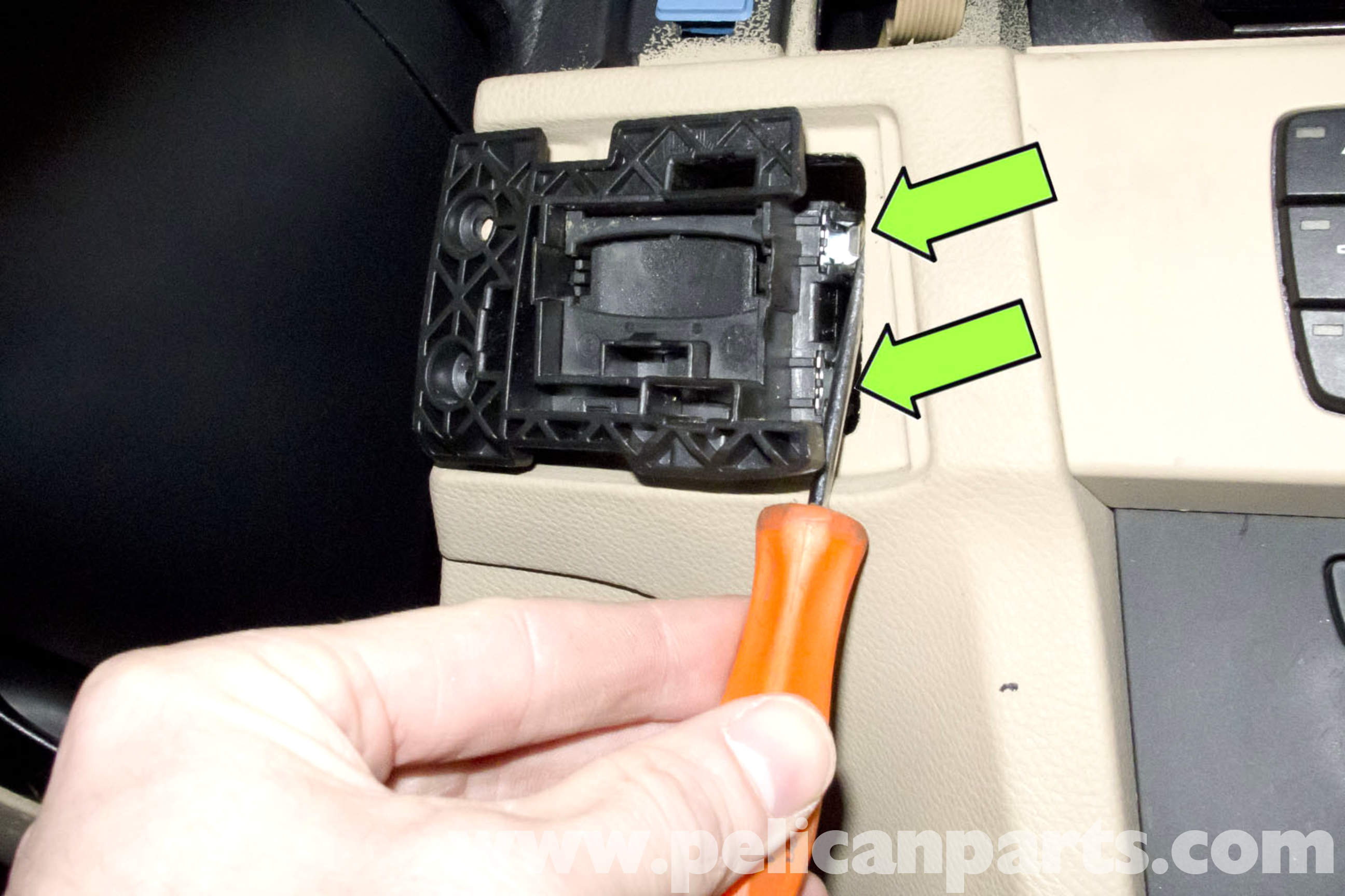 Bmw E90 Remote Key Slot Replacement E91 E92 E93