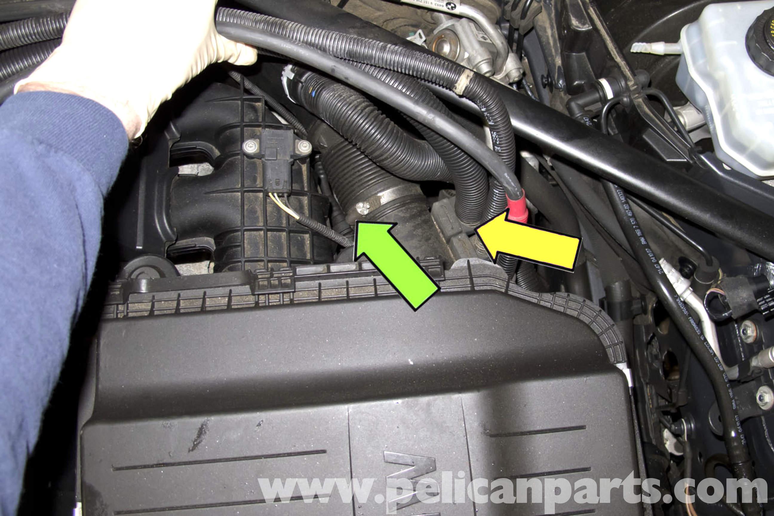 BMW E90 Alternator Replacement   E91, E92, E93   Pelican