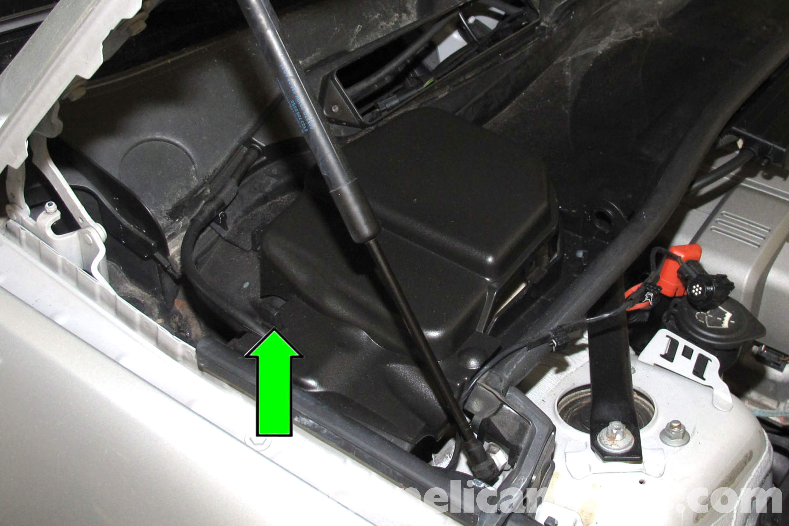 BMW E90 Engine Cover Removal | E91, E92, E93 | Pelican Parts DIY ...