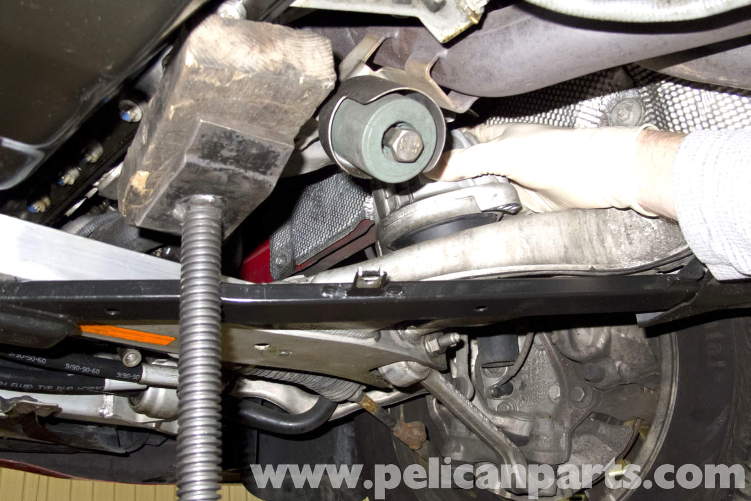 Bmw E90 Engine Mount Replacement E91 E92 E93 Pelican