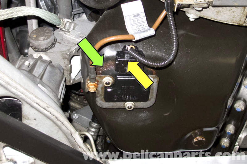 Bmw E90 Oil Condition Sensor Replacement E91 E92 E93