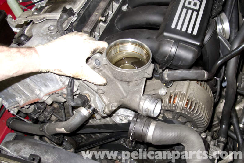 Pic on Bmw E90 Oil Filter Housing Gasket
